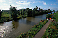 Belgien, Flandern, Die Demer zwischen Aalst und Dendermonde