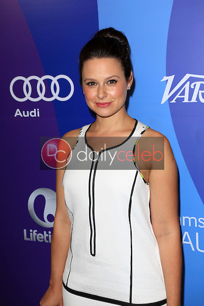 Katie Lowes<br /> at Varoety's 5th Annual Power of Women, Beverly Wilshire, Beverly Hills, CA 10-04-13<br /> David Edwards/Dailyceleb.com 818-249-4998