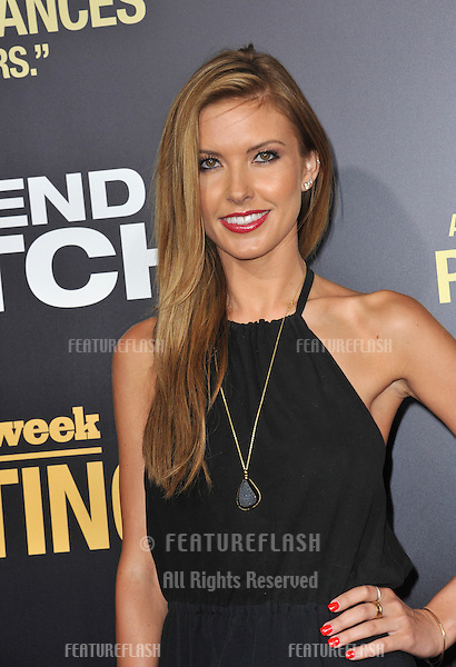 "Audrina Patridge at the premiere of ""End of Watch"" at the Regal Cinemas LA Live..September 17, 2012  Los Angeles, CA.Picture: Paul Smith / Featureflash"