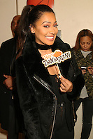 NEW YORK, NY - NOVEMBER 23, 2016  LaLa Anthony attends her Educational Alliance Boys & Girls Club Thanksgiving Event, November 23, 2016 in New York City. Photo Credit: Walik Goshorn / Mediapunch