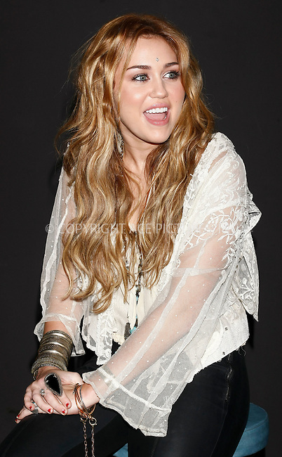 WWW.ACEPIXS.COM . . . . .  ..... . . . . US SALES ONLY . . . . .....November 5 2010, Madrid....Miley Cyrus at a photocall on Movember 5 2010 in Madrid....Please byline: FAMOUS-ACE PICTURES... . . . .  ....Ace Pictures, Inc:  ..Tel: (212) 243-8787..e-mail: info@acepixs.com..web: http://www.acepixs.com