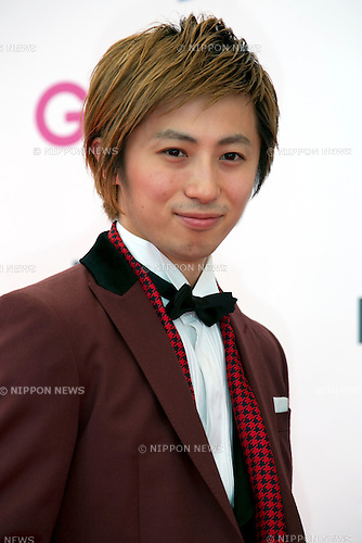 Ryohei Chiba (w-inds), June 14, 2014 : MTV VMAJ (Video Music Awards Japan 2014 at Maihama Amphitheater in Chiba, Japan. (Photo by Rodrigo Reyes Marin/AFLO)