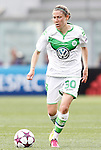 VfL Wolfsburg's Elise Bussaglia during UEFA Women's Champions League 2015/2016 Final match.May 26,2016. (ALTERPHOTOS/Acero)