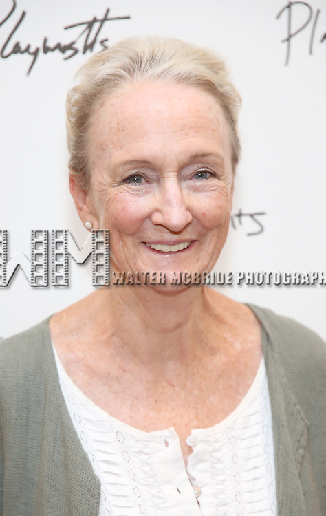 Kathleen Chalfant attends the meet & Greet for Playwrights Horizons New York Premiere pf 'For Peter Pan on her 70th Birthday' on July 25, 2017 at the Playwrights Horizons Studios at  in New York City.
