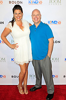 CLVER CITY - AUG 4: Kathleen Cahill, Scott Appel at Kind Los Angeles: Coming Together for Children Alone at Bolon at Helms Design Center on August 4, 2018 in Culver City, CA