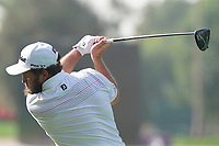 Andrew Johnston (ENG) in action during the third round of the Omega Dubai Desert Classic, Emirates Golf Club, Dubai, UAE. 26/01/2019<br /> Picture: Golffile | Phil Inglis<br /> <br /> <br /> All photo usage must carry mandatory copyright credit (© Golffile | Phil Inglis)