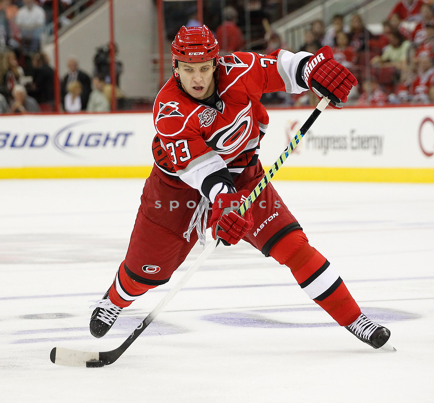 ANTON BABCHUK, of the Carolina Hurricanes.