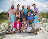 Beach photo shoot for Kristy Fretham