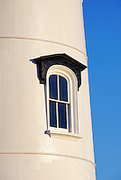 Lighthouse window, East Chop Light, Oak Bluffs, Martha's Vineyard, Massachusetts