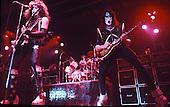 KISS; LIVE; VINTAGE 1970S; NEIL ZLOZOWER
