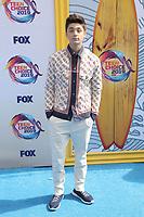 11 August 2019 - Hermosa Beach, California - Asher Angel. FOX's Teen Choice Awards 2019 held at Hermosa Beach Pier. <br /> CAP/ADM/PMA<br /> ©PMA/ADM/Capital Pictures