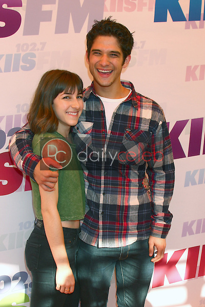 Tyler Posey<br />