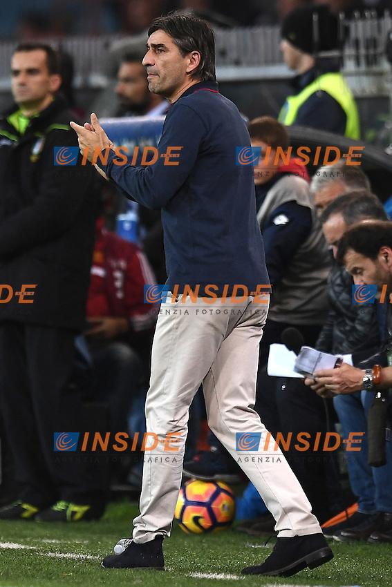 Genova 25-10-2016 Football Calcio  - campionato di calcio serie A / Genoa - Milan / foto Matteo Gribaudi/Image Sport/Insidefoto<br /> nella foto: Ivan Juric