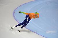 SCHAATSEN: HEERENVEEN: Thialf, Essent ISU World Cup, 02-03-2012, 1500m, Kjeld Nuis (NED) 2nd in 1,46,98, ©foto: Martin de Jong