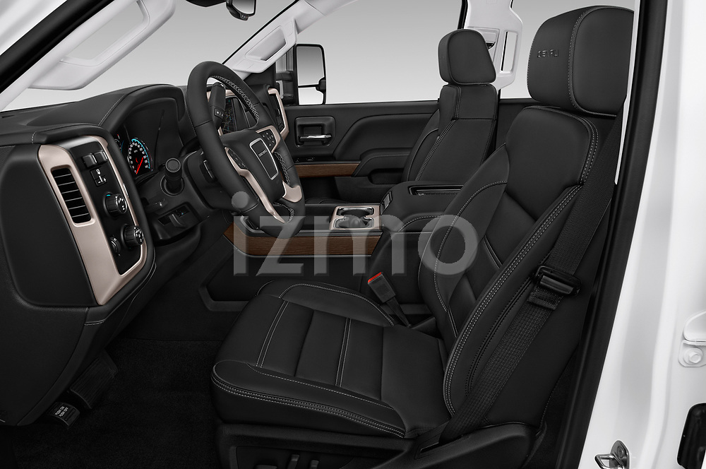 Front seat view of 2019 GMC Sierra-2500 Denali 4 Door Pick-up Front Seat  car photos
