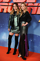 Ana De Armas &amp; Sylvia Hoeks at the &quot;Blade Runner 2049&quot; photocall at the Corinthia Hotel, London, UK. <br /> 21 September  2017<br /> Picture: Steve Vas/Featureflash/SilverHub 0208 004 5359 sales@silverhubmedia.com