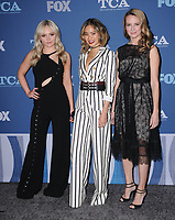 04 January 2018 - Pasadena, California - Natalie Alyn Lind, Jamie Chung, Amy Acker. FOX Winter TCA 2018 All-Star Partyheld at The Langham Huntington Hotel in Pasadena.  <br /> CAP/ADM/BT<br /> &copy;BT/ADM/Capital Pictures