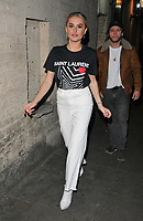 """Amber Davies at the """" 9 To 5 The Musical"""" theatre cast stage door departures, Savoy Theatre, The Strand, London, England, UK, on Saturday 08th June 2019.<br /> CAP/CAN<br /> ©CAN/Capital Pictures"""