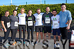 The Island Warrior Challenge in aid of Castleisland Rugby Club and An Riocht in Castleisland on Saturday Participants, Deirdre O'Sullivan, Eileen Cronin, Catherine Cronin, Katy O'Regan, Thomas O'Regan (R & R Fitness), Seamus Riordan, Gerard Morrissey, Mike Ryan (R & R Fitness).