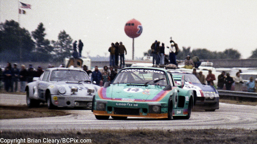 # 14 Porsche 935, John Winter, Dieter Schornstein and Josef Brambring 1978 24 Hours of Daytona, Daytona International Speedway, Daytona Beach, FL, February 5, 1978.  (Photo by Brian Cleary/www.bcpix.com)