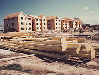 UNDATED..Assisted Housing.Mission College...Mission College under construction...NEG#.NRHA#..