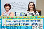 Autism Friendly Town: Gabrielle Browne & Suzanne Walsh pictured at the  meeting to Making Listowel an Autism Friendly Town on Monday night last