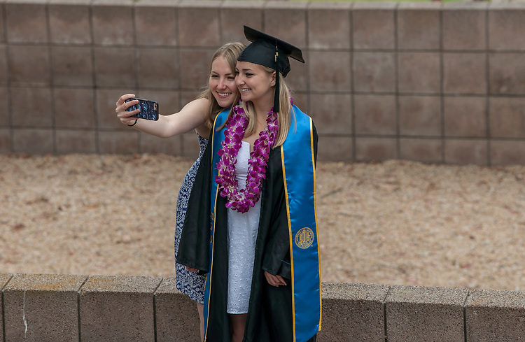 UCSB commencement 2019, Sunday ceremonies