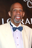 NEW YORK, NY - OCTOBER 23: Kareem Abdul-Jabbar at Gabrielle's Angel Foundation for Cancer Research  Angel Ball 2017 on October 23, 2017 in New York City. Credit: Diego Corredor/MediaPunch /NortePhoto.com