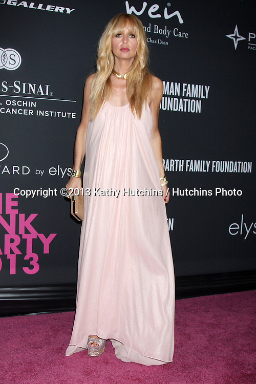 LOS ANGELES - OCT 19:  Rachel Zoe at the 2013 Pink Party at Hanger 8 on October 19, 2013 in Santa Monica, CA