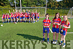 Intermediate School Killorglin All Ireland Winners to featured in Lidl Ad Post Primary All Ireland Footage.