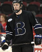 Matt Maher (Bentley - 2) - The visiting Bentley University Falcons defeated the Boston University Terriers 4-1 (EN) on Saturday, December 14, 2013, at Agganis Arena in Boston, Massachusetts.