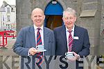 Listowel Military Weekend : British Ambassador Dominick Chilcott & Willie Wixted.