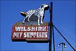 Wilshire Pet Supplies, Santa Monica, 1988