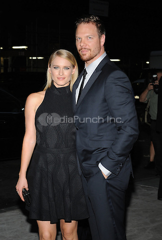 New York,NY October 14: Leven Rambin, Jim Parrack attends the 'Fury' New York Premiere at DGA Theater on October 14, 2014 in New York City Credit: John Palmer/MediaPunch