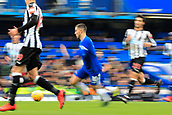2nd December 2017, Stamford Bridge, London, England; EPL Premier League football, Chelsea versus Newcastle United; Eden Hazard of Chelsea