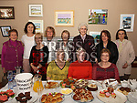 Lifestyle Committee members and Hospice Members at the Lifestyle Development Group Exhibition in St Peters Church of Ireland Parish Hall.<br /> <br /> Photo: Jenny Matthews