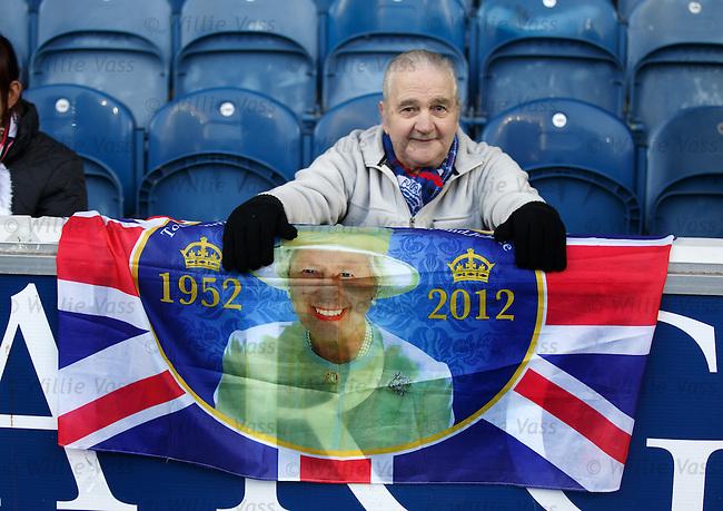 Rangers fan