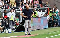 Trainer Alfred Schreuder (TSG 1899 Hoffenheim) - 18.08.2019: Eintracht Frankfurt vs. TSG 1899 Hoffenheim, Commerzbank Arena, 1. Spieltag Saison 2019/20 DISCLAIMER: DFL regulations prohibit any use of photographs as image sequences and/or quasi-video.