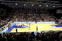 GRONINGEN - Basketbal, Donar - Apollo Amsterdam, Martiniplaza,  Dutch Basketbal League, seizoen 2018-2019, 11-11-2018,  overzicht uitverkocht Martiniplaza