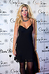Spanish singer Rebeca attends the 10th anniversary celebration 'CDLC Carpe Diem: 10 years, the birthday' of CDLC Carpe Diem Lounge Club on November 8, 2013 in Barcelona, Spain. (ALTERPHOTOS/Alex Caparros)