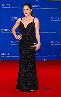 Olympian Jordyn Wieber arrives for the 2018 White House Correspondents Association Annual Dinner at the Washington Hilton Hotel on Saturday, April 28, 2018.<br /> Credit: Ron Sachs / CNP / MediaPunch<br /> <br /> (RESTRICTION: NO New York or New Jersey Newspapers or newspapers within a 75 mile radius of New York City)