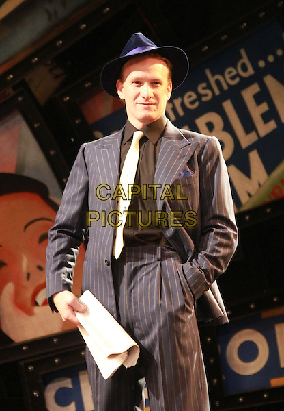 CHICHESTER, ENGLAND - AUG 19: Jamie Parker as Sky Masterson in the Chichester Festival Theatre production of Guys &amp; Dolls directed by Gordon Greenberg on AUgust 19th, 2014 in Chichester, England.<br /> CAP/DS<br /> &copy;Dudley Smith/Capital Pictures