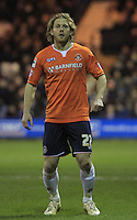 Craig MacKail-Smith during the Sky Bet League 2 match between Luton Town and Yeovil Town at Kenilworth Road, Luton, England on 2 February 2016. Photo by Liam Smith.