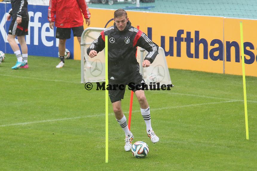 Christoph Kramer - Training der Deutschen Nationalmannschaft  zur WM-Vorbereitung in St. Martin