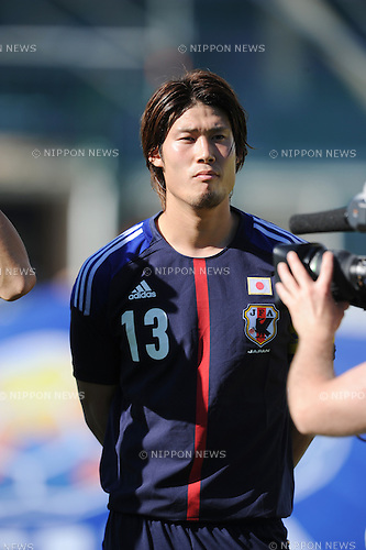 Daisuke Suzuki (JPN),.MAY 23, 2012 - Football / Soccer :.2012 Toulon Tournament Group A match between U-21 Turkey 2-0 U-23 Japan at Stade Perruc in Hyeres, France. (Photo by FAR EAST PRESS/AFLO)