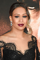 LONDON, UK. October 20, 2016: Rebecca Ferguson at the premiere of &quot;Jack Reacher: Never Go Back&quot; at the Cineworld Empire Leicester Square, London.<br /> Picture: Steve Vas/Featureflash/SilverHub 0208 004 5359/ 07711 972644 Editors@silverhubmedia.com