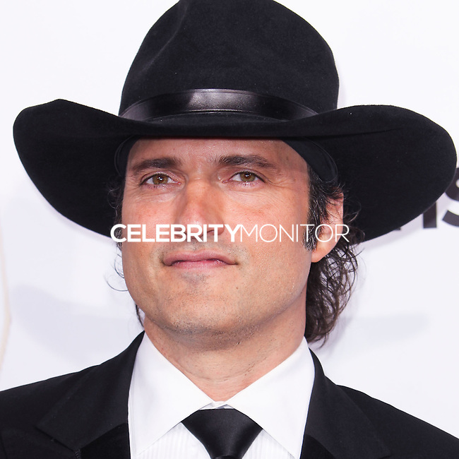 PASADENA, CA, USA - OCTOBER 10: Robert Rodriguez arrives at the 2014 NCLR ALMA Awards held at the Pasadena Civic Auditorium on October 10, 2014 in Pasadena, California, United States. (Photo by Celebrity Monitor)