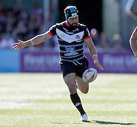 Jamie Soward in action for London during the Super 8 Qualifying game between London Broncos and Hull KR at Ealing Trailfinders, Ealing, on Sun Sept 11, 2016