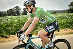 Green Jersey Peter Sagan (SVK) Bora-Hansgrohe during Stage 7 of the 2018 Tour de France running 231km from Fougeres to Chartres, France. 13th July 2018. <br /> Picture: ASO/Pauline Ballet | Cyclefile<br /> All photos usage must carry mandatory copyright credit (&copy; Cyclefile | ASO/Pauline Ballet)