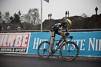 Jolien Verschueren (BEL/Young Telenet-Fidea)<br /> <br /> Grand Prix Adrie van der Poel, Hoogerheide 2016<br /> UCI CX World Cup